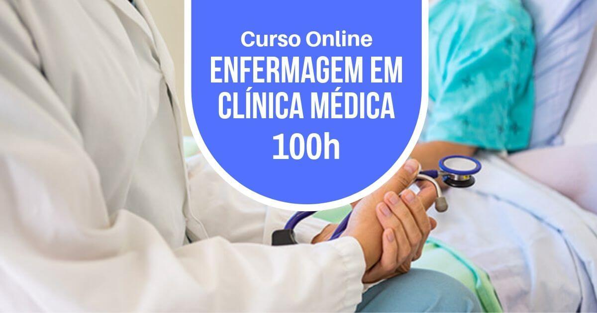 Curso Enfermagem em Clínica Médica 100h