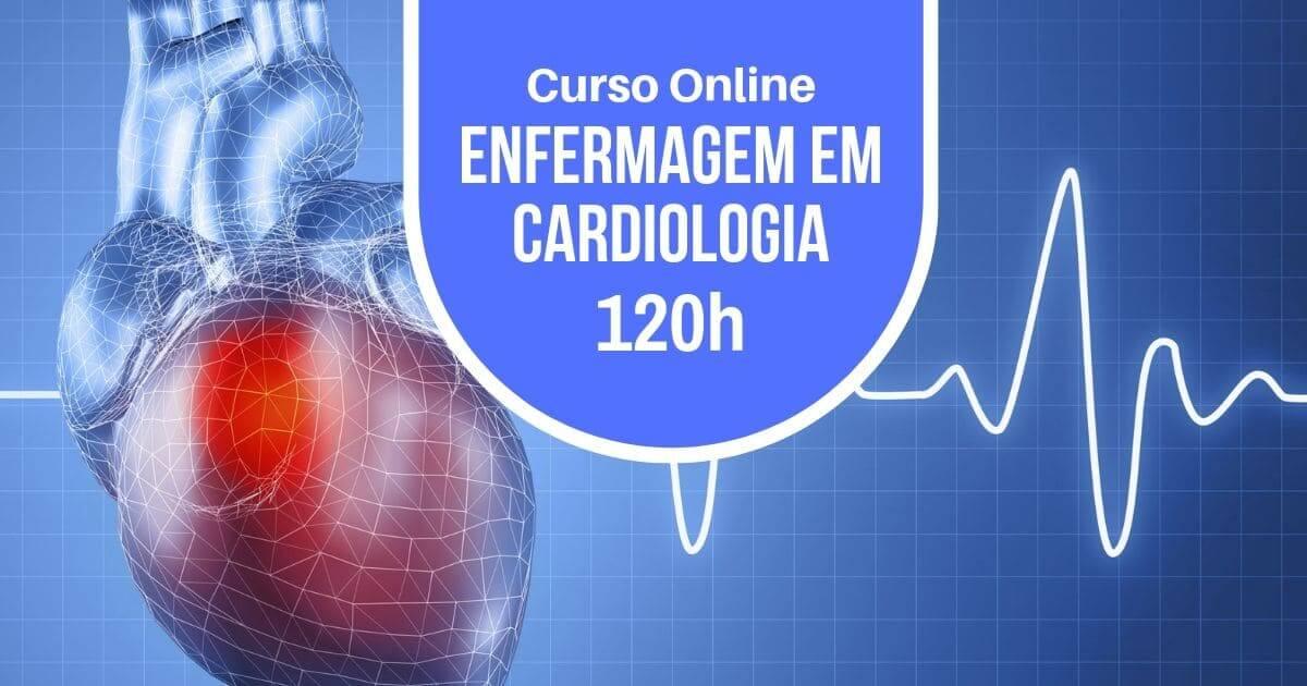 Curso Enfermagem em Cardiologia 120h