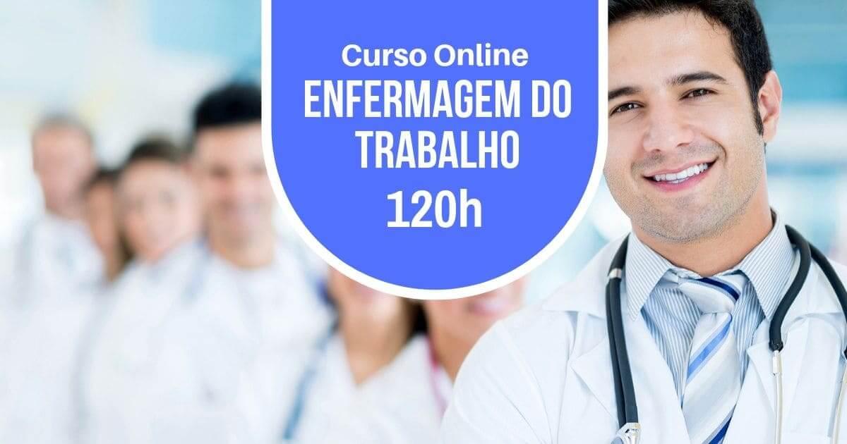 Curso Enfermagem do Trabalho 120h