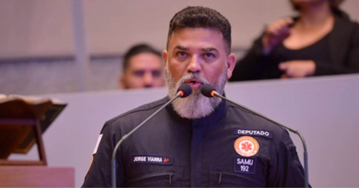 Técnico de Enfermagem se destaca em Brasília com o seu primeiro mandato de Deputado