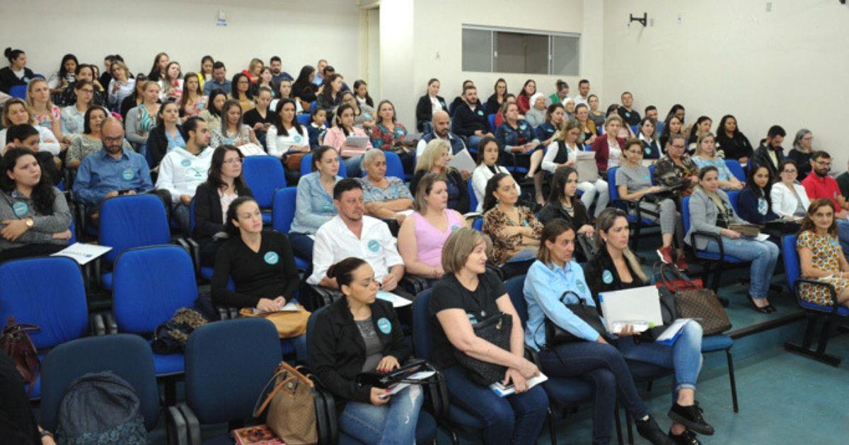Semana Integrada de Enfermagem do Paraná atingiram cerca de 3 mil profissionais