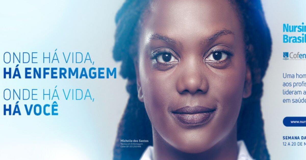 Coren-PR divulgar a campanha internacional Nursing Now Brasil na Semana de Enfermagem