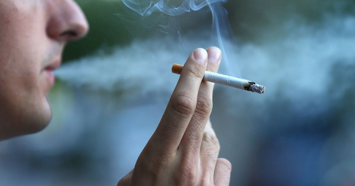 O tabagismo é a principal causa de morte evitável no planeta segundo a OMS
