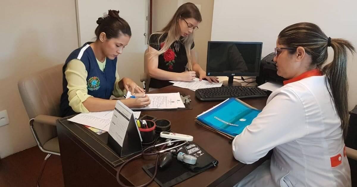 Empresa regulariza serviço de enfermagem no Maranhão após notificação do Conselho