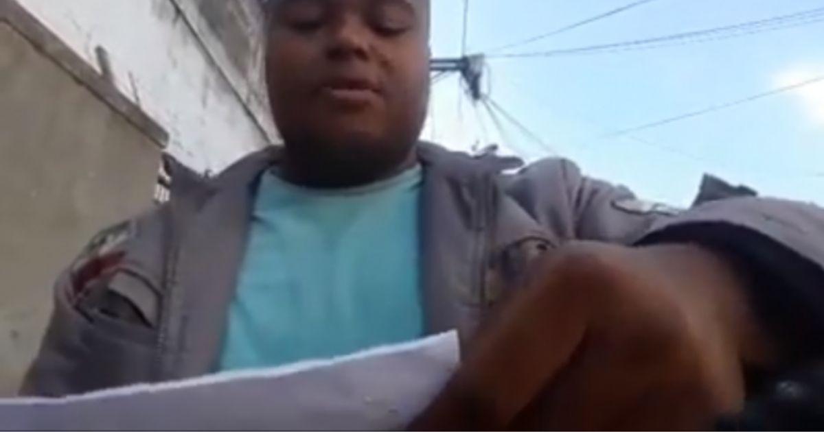 Técnico de Enfermagem escreve carta para Bolsonaro e chama aposentadoria de plano maligno