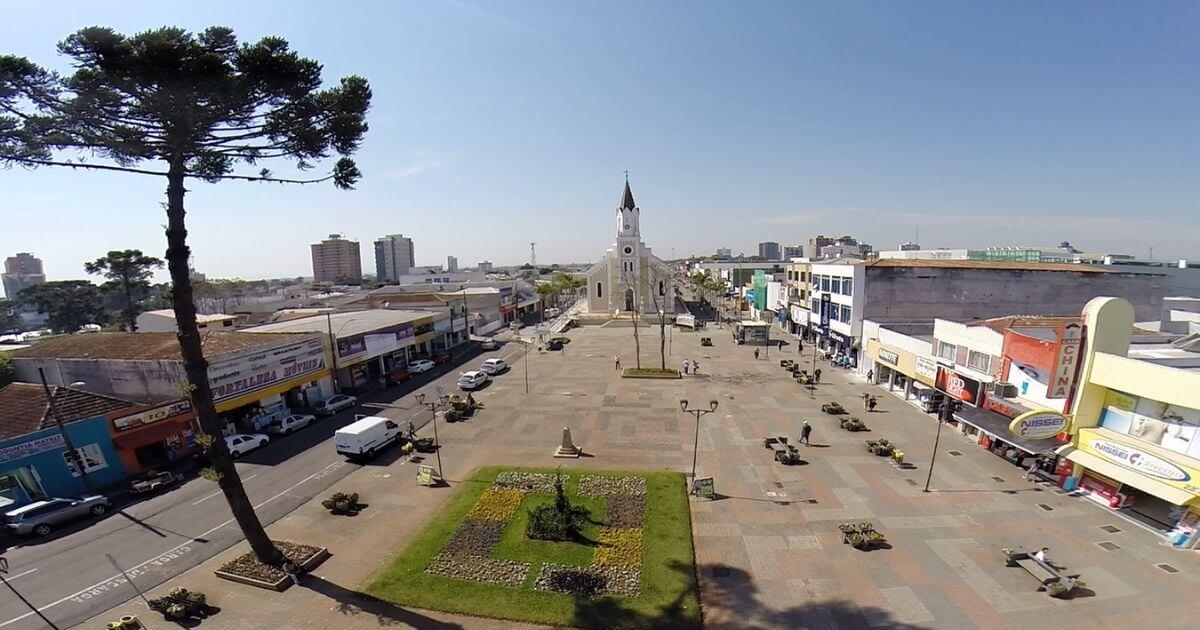 A Prefeitura de São José dos Pinhais - PR abre Concurso Público de cargos diversos