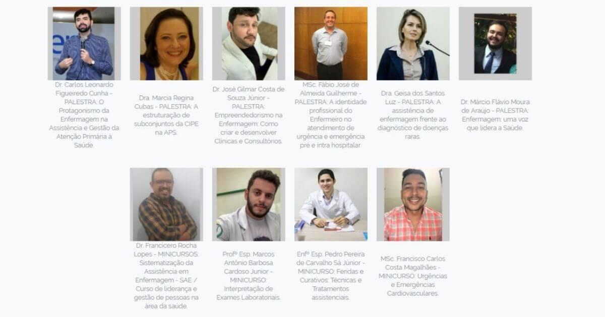 Inscrições abertas para Jornada de Enfermagem promovida pela UFMA para o mês de setembro