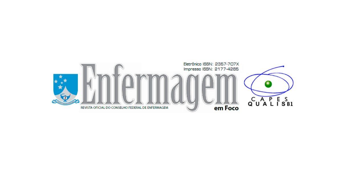 Revista Enfermagem em Foco eleva classificação Qualis