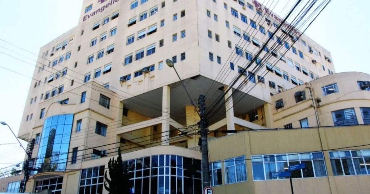 Hospital Evangélico em Curitiba abre 09 vagas para enfermeiro em Pediatria e UTI