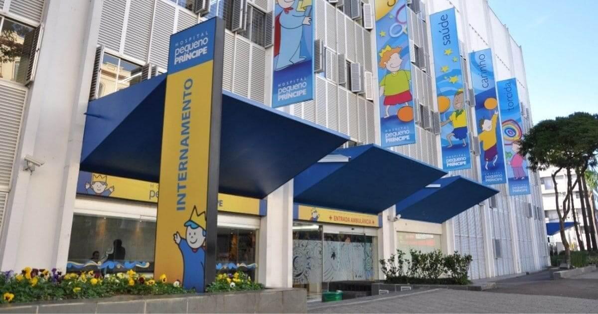 Hospital Pequeno Príncipe abre vagas para enfermeiro em diversos setores