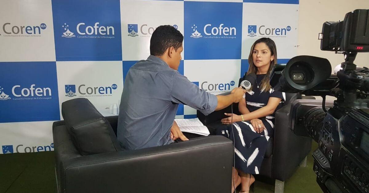 Ações dos Coren-MA repercutem na imprensa local