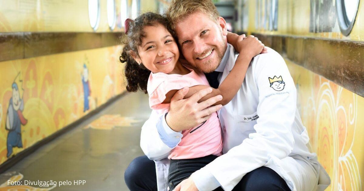 O Hospital Pequeno Príncipe é referência em Fibrose Cística